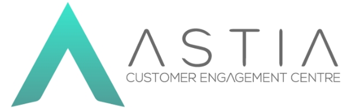 astia customer engagement centre logo